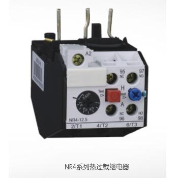 NR4 系列热过载继电器